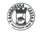 Turistická razítka - Drevený kostolík Hronsek (Slovensko)