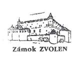 Turistická razítka - Zámok Zvolen (Slovensko)
