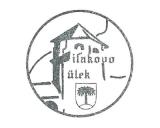 Turistická razítka - Fiľakovo (Slovensko)