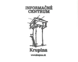 Turistická razítka - Krupina (Slovensko)