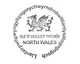 Turistická razítka - Llanfairpwllgwyngyllgogerychwyrndrobwllllantysiliogogogoch (Wales)